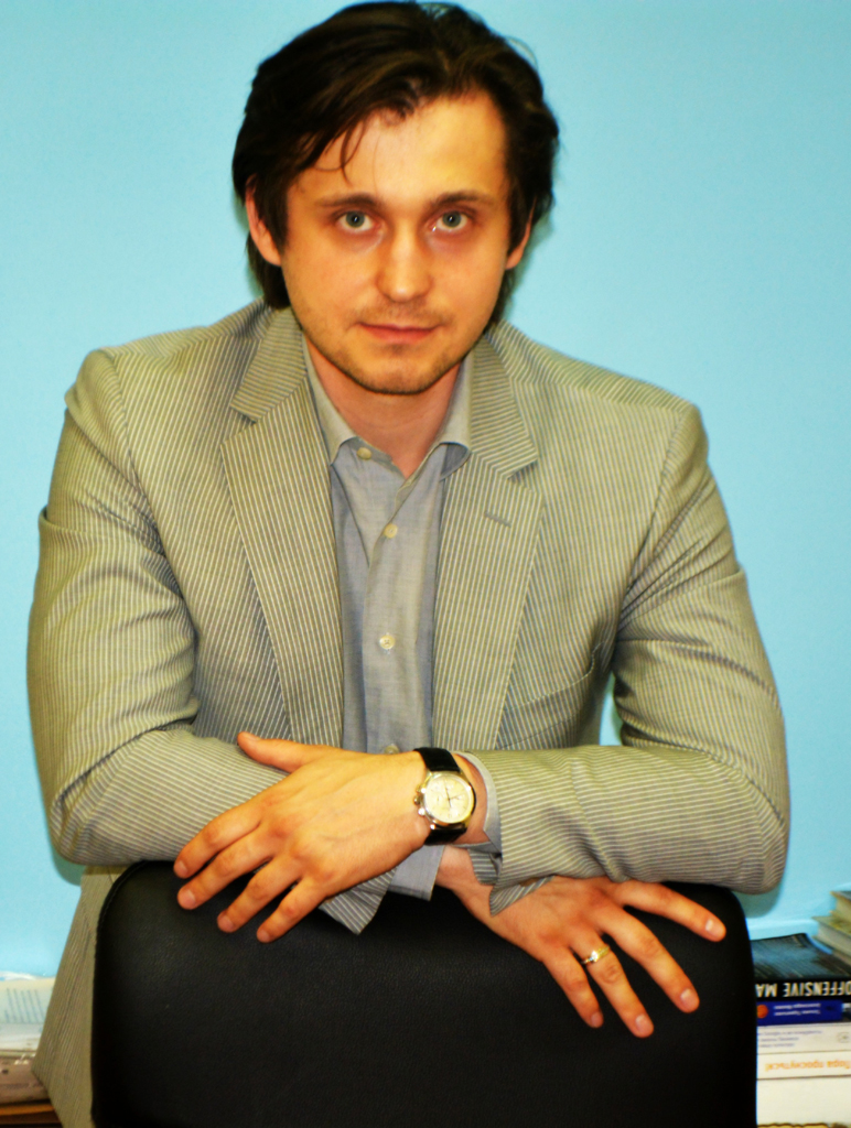 Роман Евгеньевич Макарюк