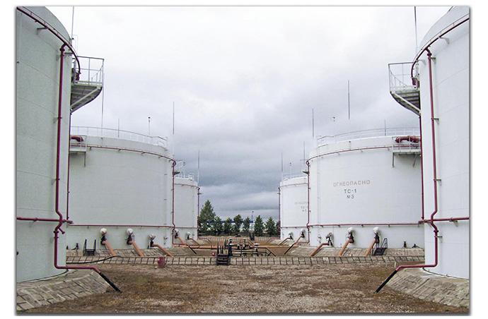 Техническое диагностирование резервуаров для авиатоплива